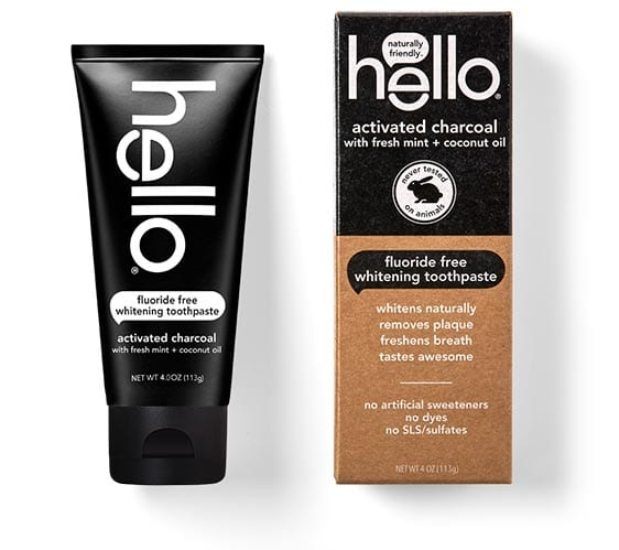 Image result for hello charcoal toothpaste