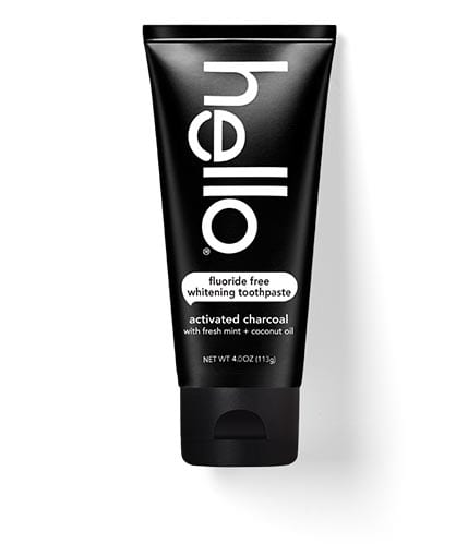 Find out product details for our natural activated charcoal toothpaste for whitening teeth.