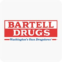 Check out what products we currently have available in-store via Bartell Drugs.