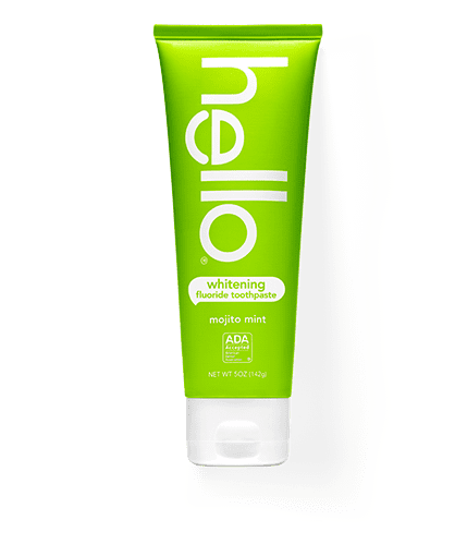 Find out product details for our mojito flavored whitening toothpaste for adults.
