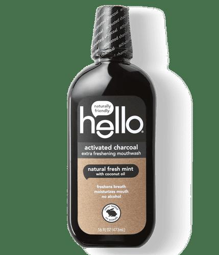 charcoal mouthwash