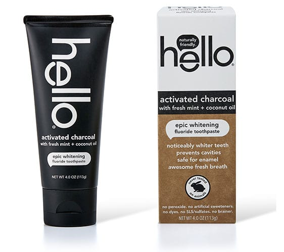 activated charcoal whitening toothpaste with fluoride hello products. Black Bedroom Furniture Sets. Home Design Ideas