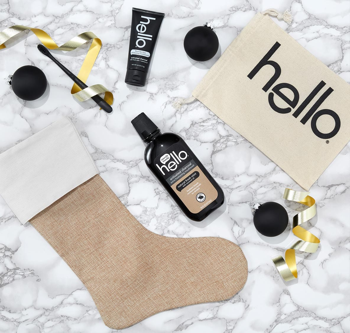 charcoal products holiday kit