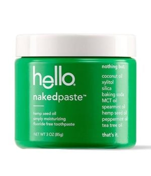 hemp seed oil naked paste