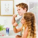 kids dragon dazzle toothpaste