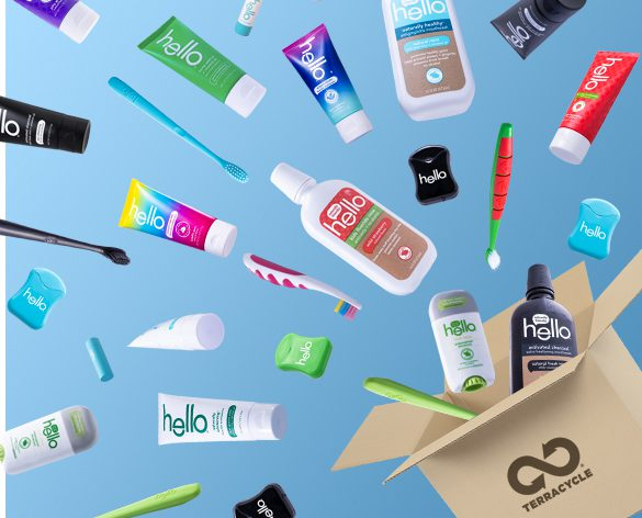 solving for the non-recyclable with TerraCycle
